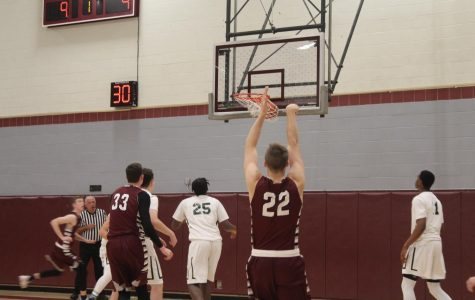 Varsity Boys Basketball Starts Strong