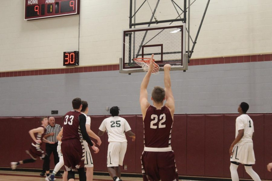 Varsity Boys Basketball Starts Strong