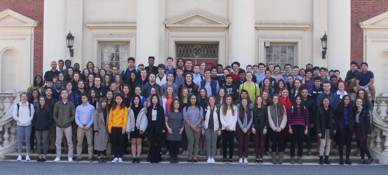 WA's class of 2018