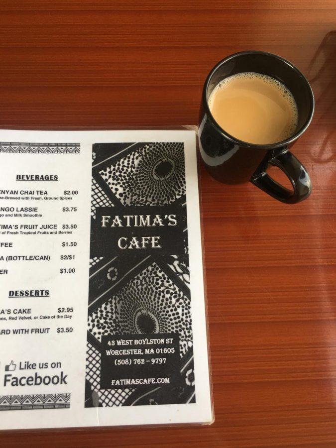 A Trip to Fatimas Cafe