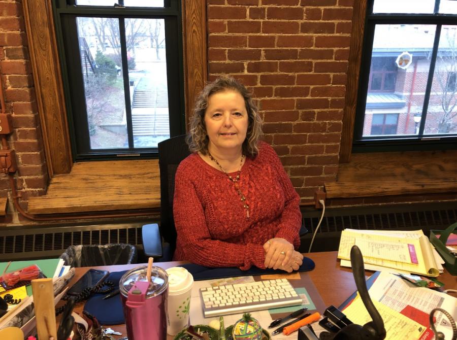 Ms. Fenner: The Backbone of the Upper School