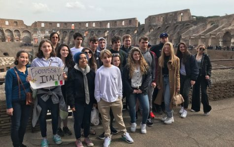 WA Latinists' Journey to Rome
