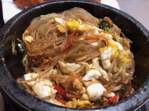 Korean Food in Worcester: Choose & Mix Restaurant Review