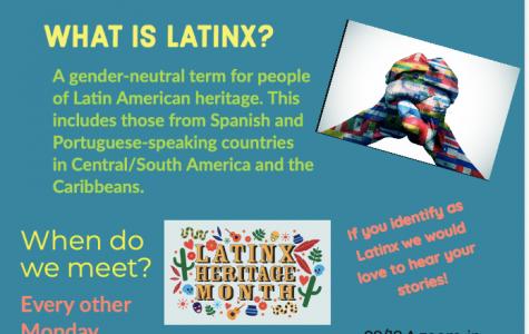 Hispanic Heritage Month at WA