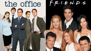 Friends vs. The Office