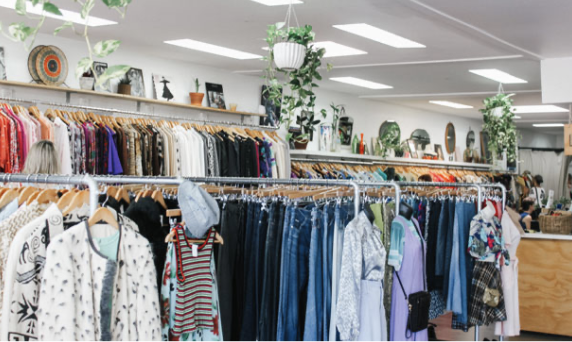 A Guide to Thrifting