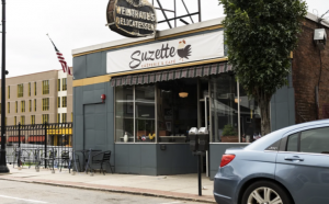 Suzette's Crêperie & Cafe